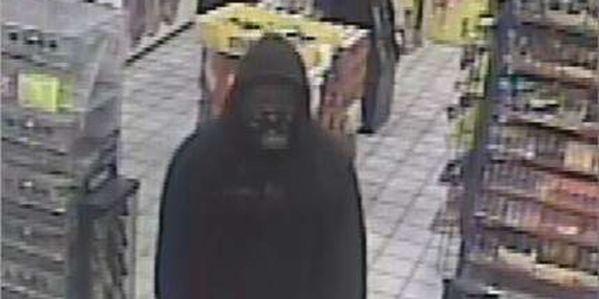 Hartsville Police seek suspect in armed convenience store robbery