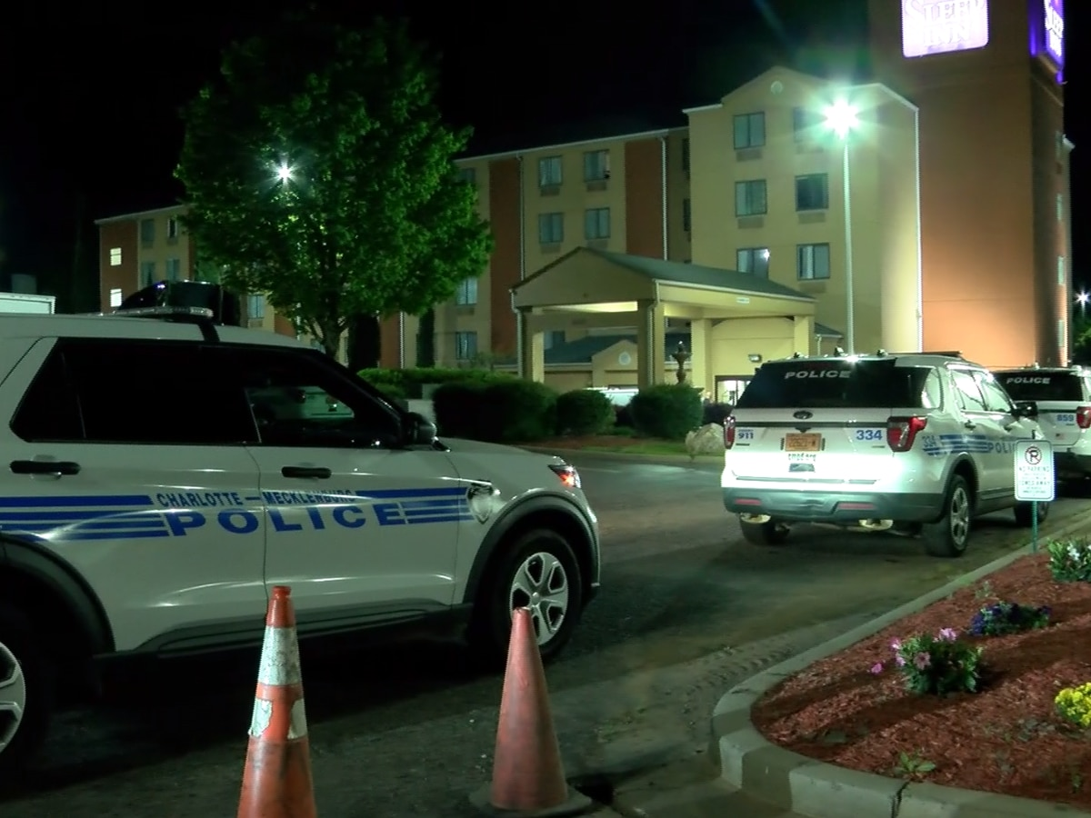 Two transgender sex workers found killed in Charlotte hotels weeks apart