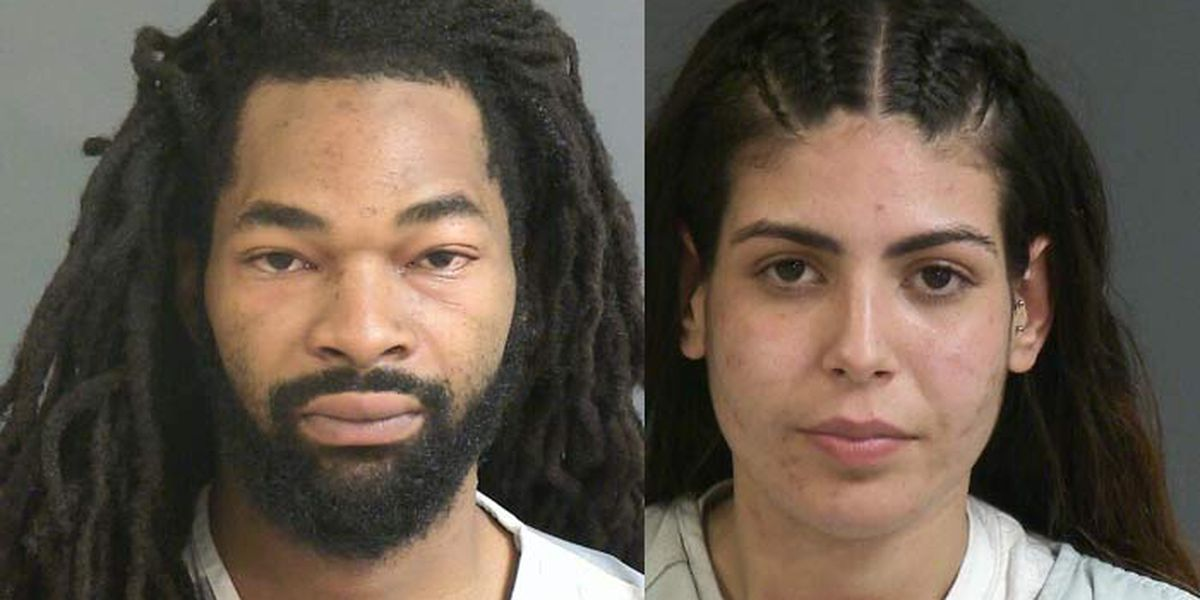 Suspects identified in officer-involved shooting with North Charleston Police