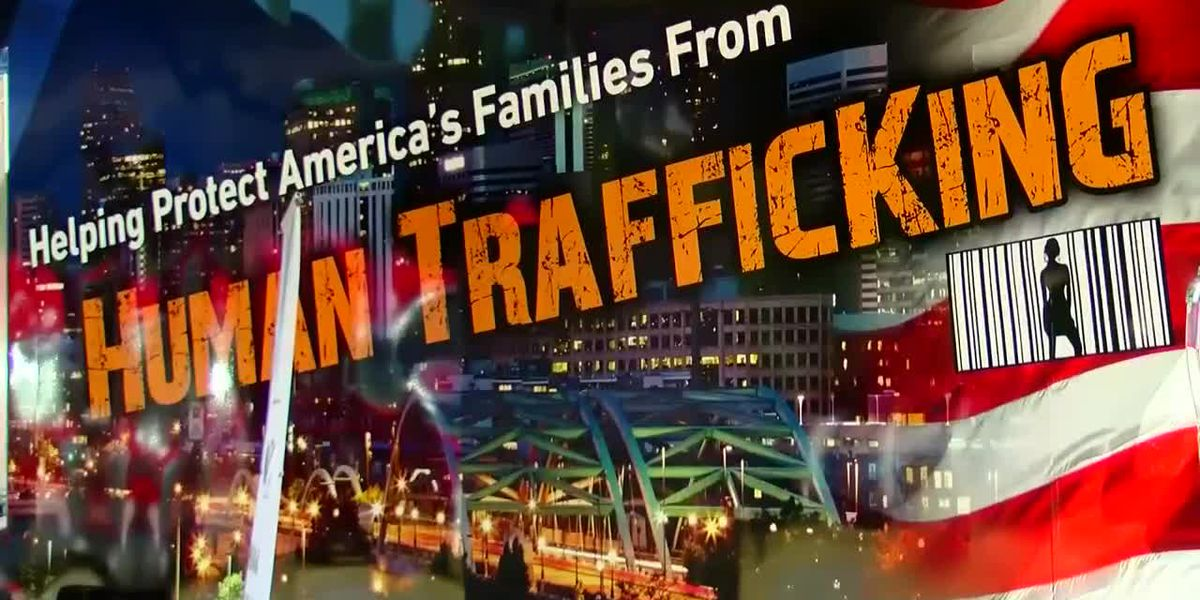 FCSO Partners With Human Trafficking Expert