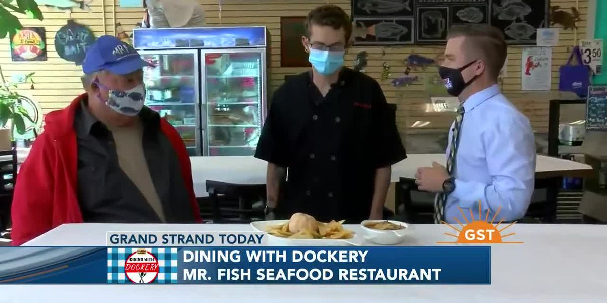 Dining With Dockery: Mr. Fish Seafood Restaurant