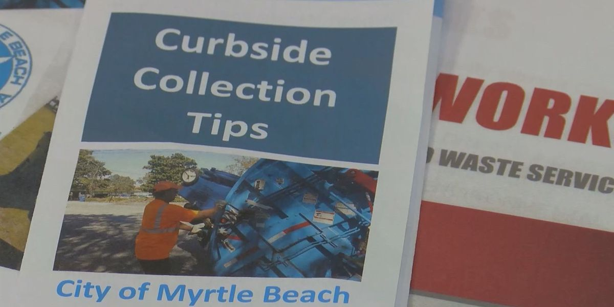 Myrtle Beach considers increasing utility rates to improve trash collection