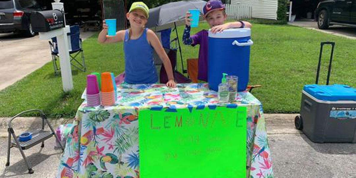 Columbia 5th grader raises $1,500 for Black Lives Matter through lemonade stand