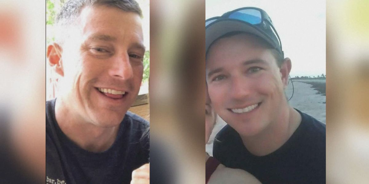 Search for missing Florida firefighters expands up Grand Strand coastline
