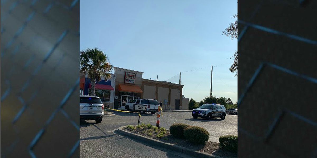Horry police investigating robbery at Dunkin' Donuts