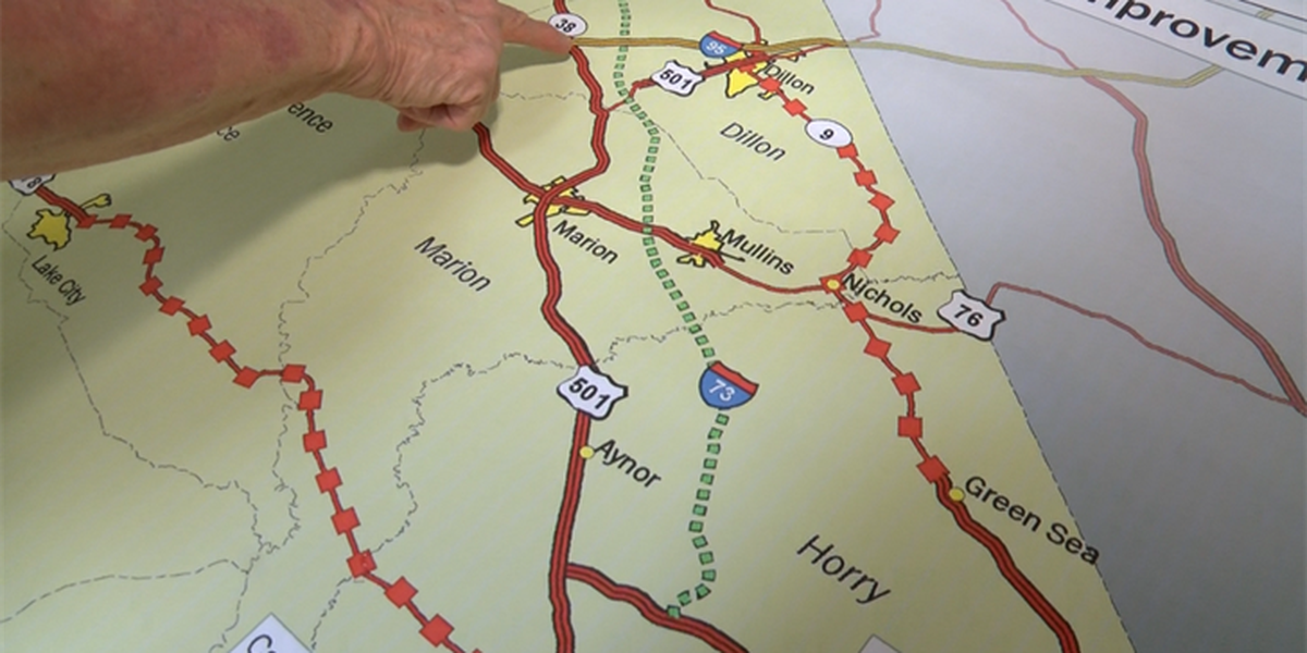 Lawsuit continues to delay construction of Interstate I-73 in the Grand Strand