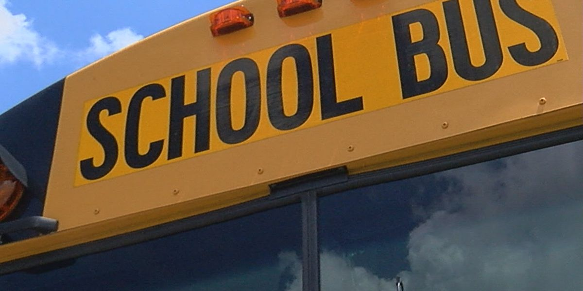S.C. superintendent: Mask requirement, cleaning procedures will increase bus capacity to 67%