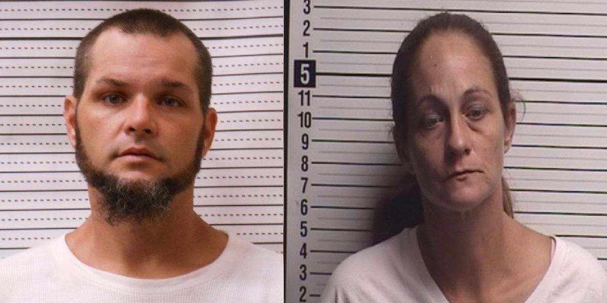 Deputies arrest Brunswick Co. couple wanted on dozens of animal cruelty charges