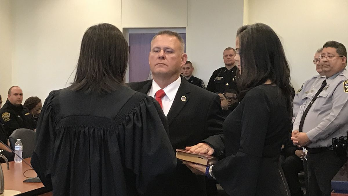 Evidence indicates Sheriff Jody Greene may not live in Columbus County