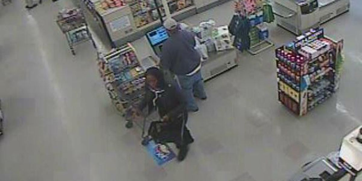 Credit card fraud suspect wanted in Murrells Inlet