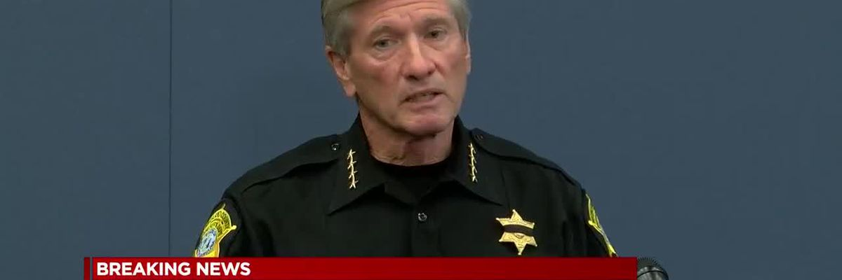 Sheriff Lott discusses Florence shooting investigation