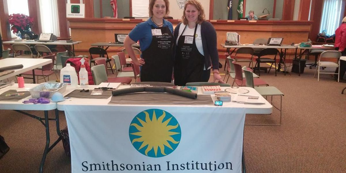 Smithsonian launches pilot program to help restore family heirlooms