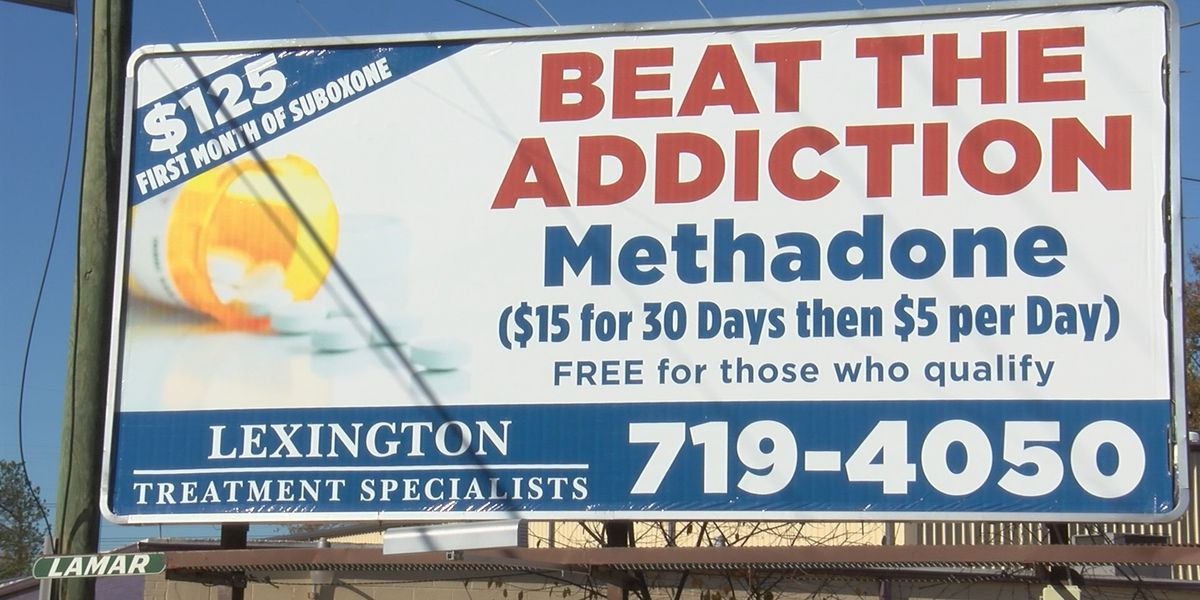 Is there a drug problem in Richland and Lexington counties? New billboards offer 'help'