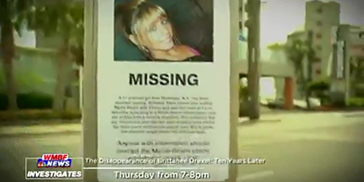 The Disappearance of Brittanee Drexel: Ten Years Later