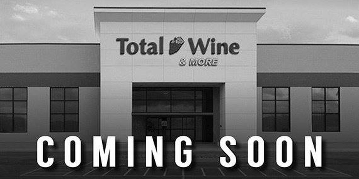 Highly-anticipated Total Wine store sets grand opening date in Myrtle Beach