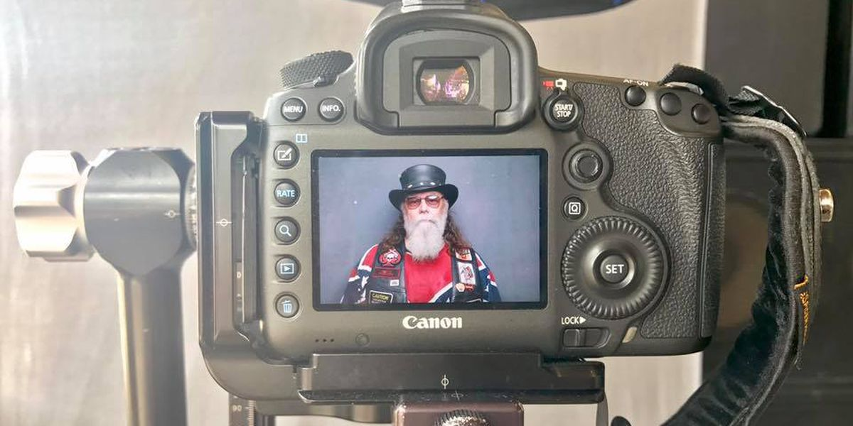 Professional photographer looks to capture biker culture at spring rally