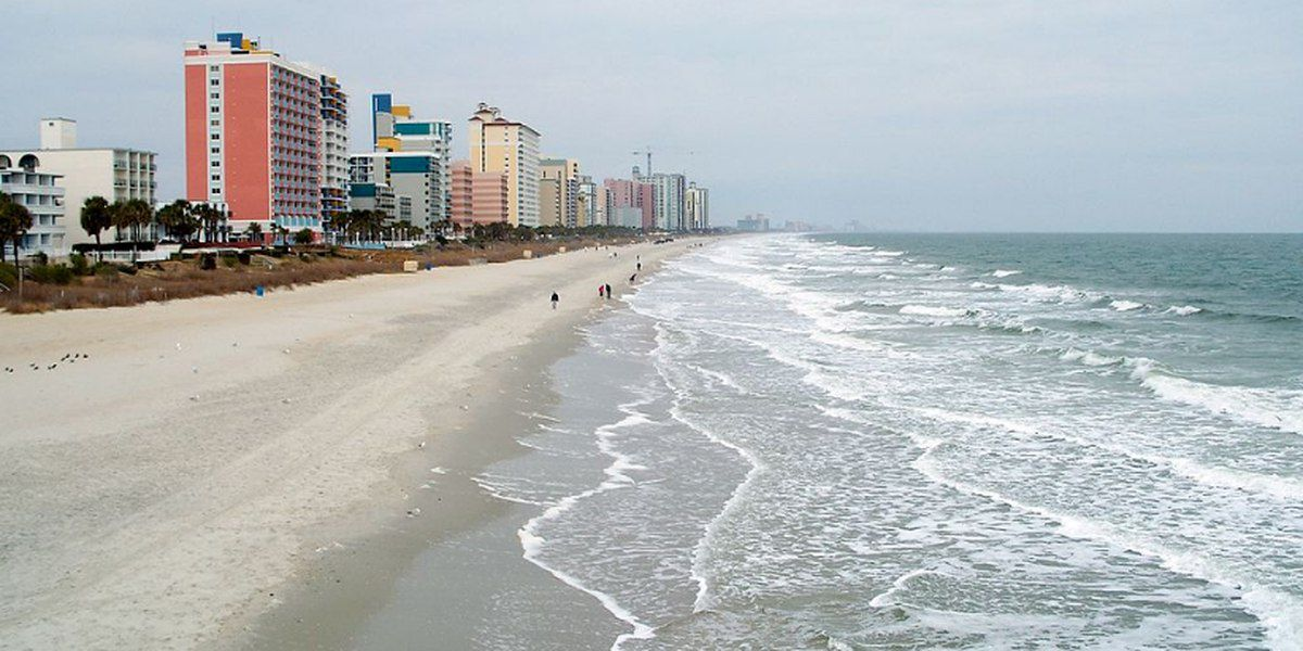 Myrtle Beach #2 on KAYAK's 'Top 10 Wallet-Friendly Trips'