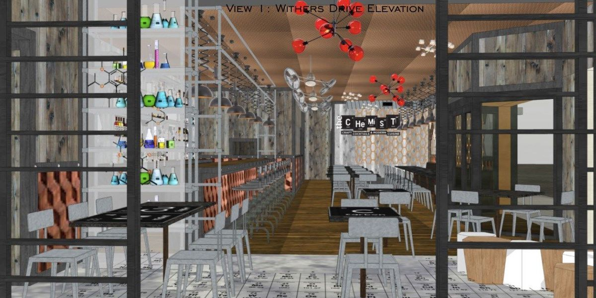 New Restaurant 'The Chemist,' to open in Myrtle Beach