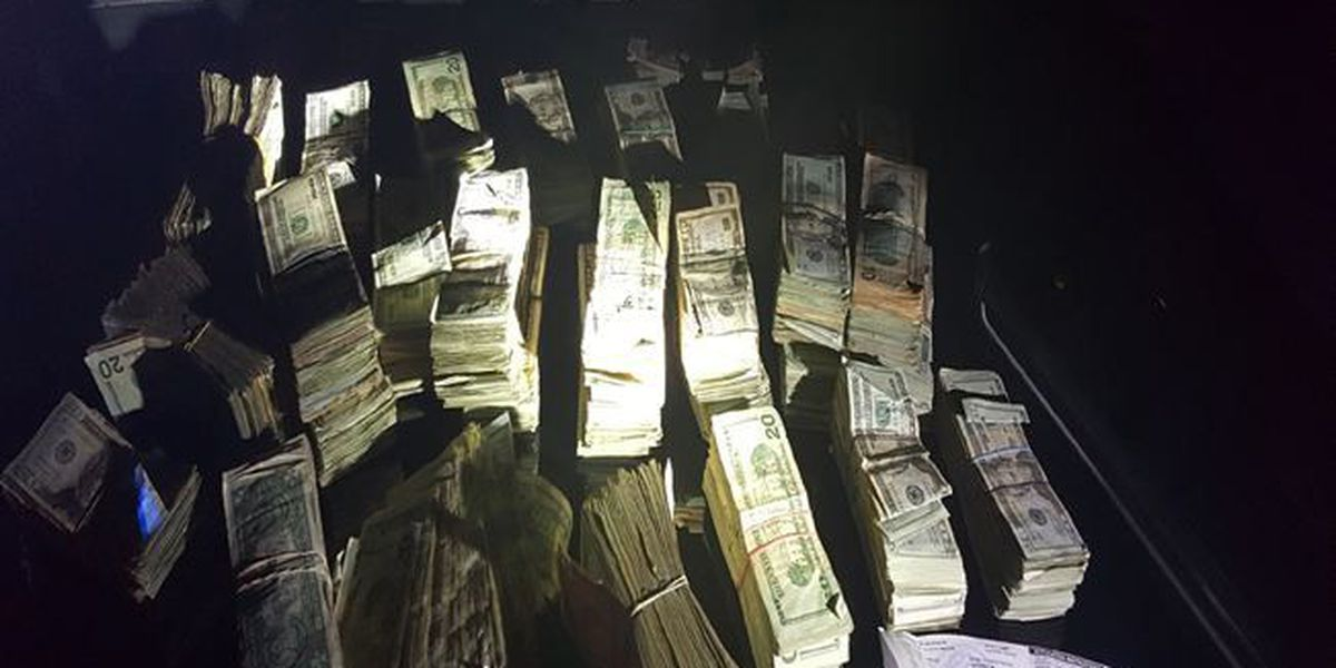 Lake City Police seize $145,000 in cash after traffic stop