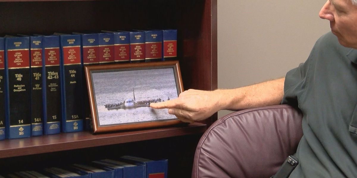 Florence officer recalls being a passenger on 'Miracle on the Hudson' flight