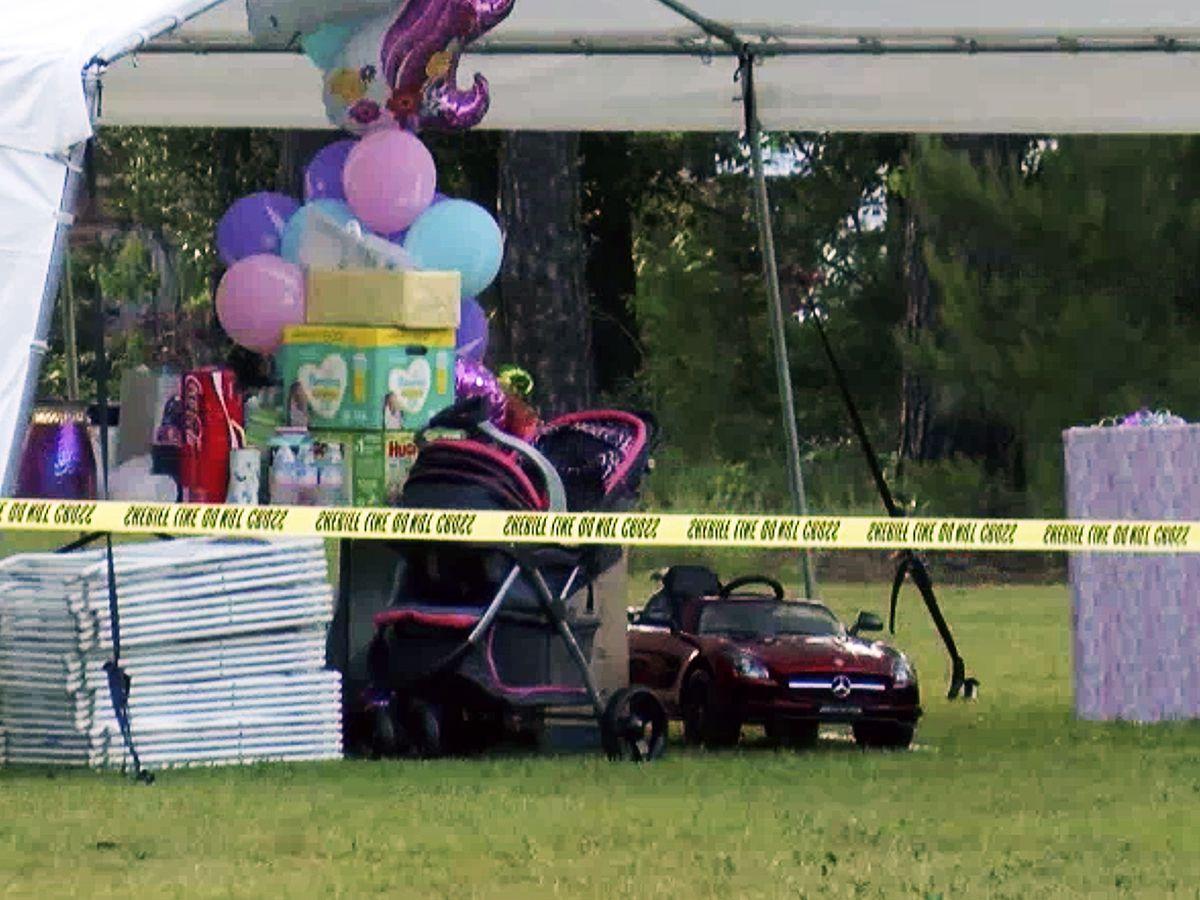 Coroner identifies man killed at Summerville baby shower