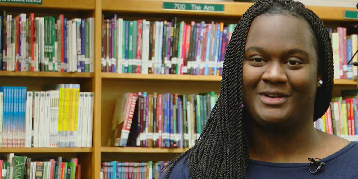 Student Spotlight: Conway High senior gives first place speech on college affordability