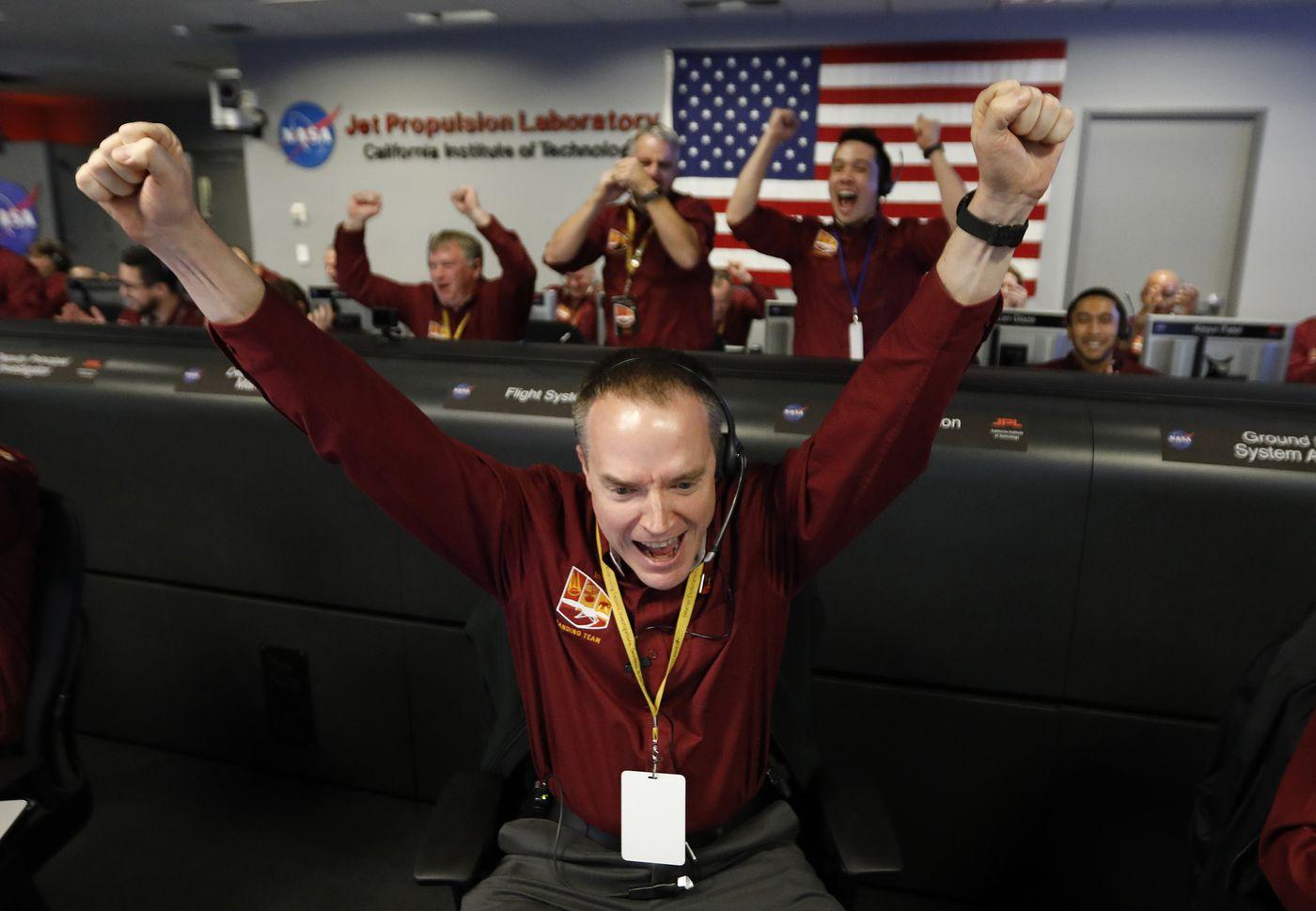 nasa mars landing success rate - photo #23