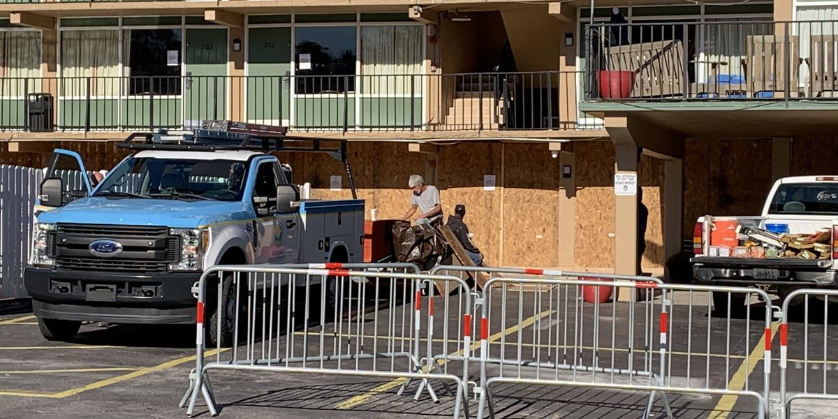 Judge grants temporary injunction to close Myrtle Beach inn due to alleged drug activity