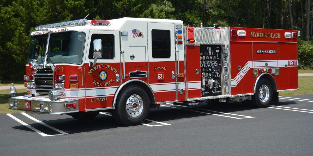 FEMA awards Myrtle Beach Fire Department $1 million for SAFER program