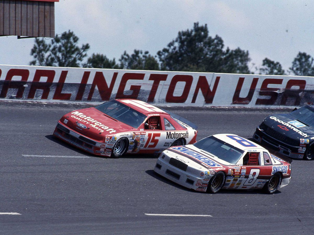 Darlington Raceway to celebrate 1990-1994 era for 'Throwback Weekend' next year