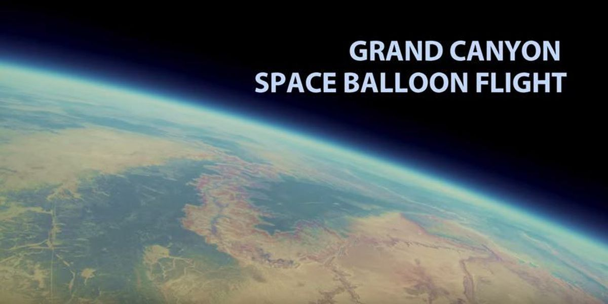 Weather balloon found 2 years later with video of Earth from 98,000 feet up