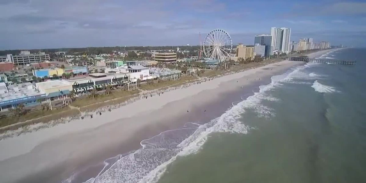'Let's make this event drive us together': Myrtle Beach mayor, city council members talk COVID-19