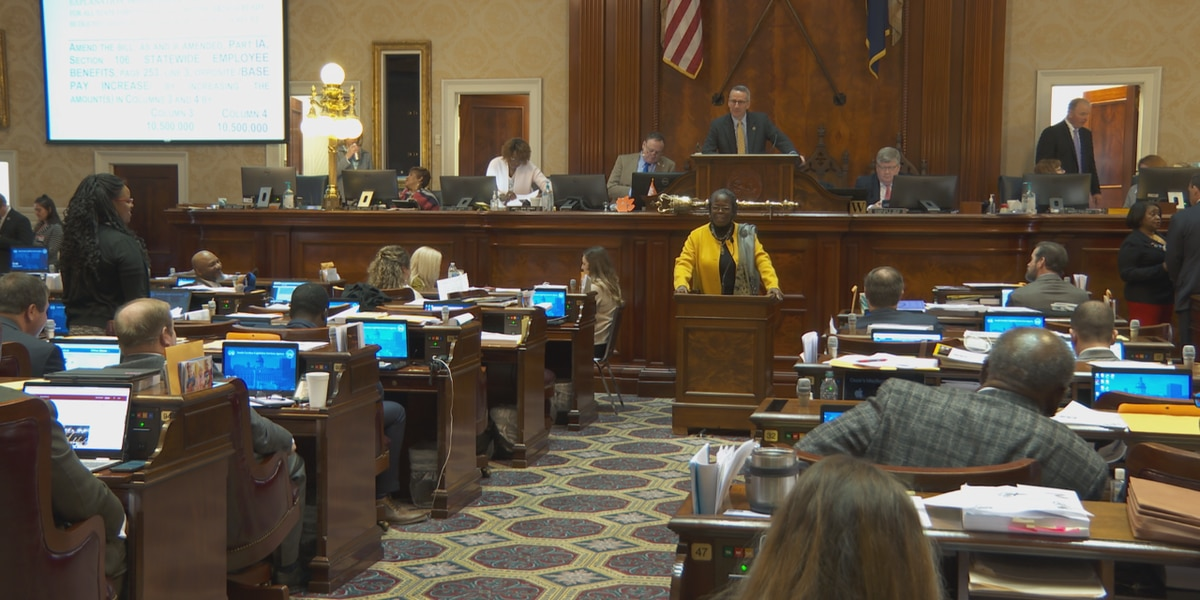 House members opt to keep merit-based raises for state employees in spending plan