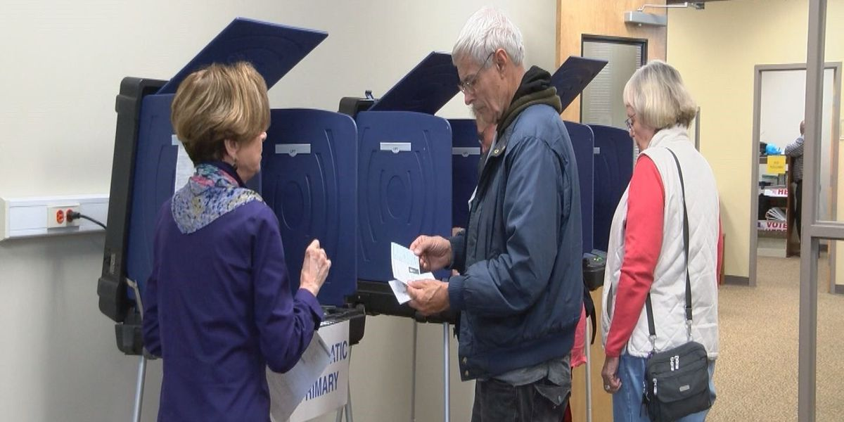 Clerks in Johnsonville handle voting issues