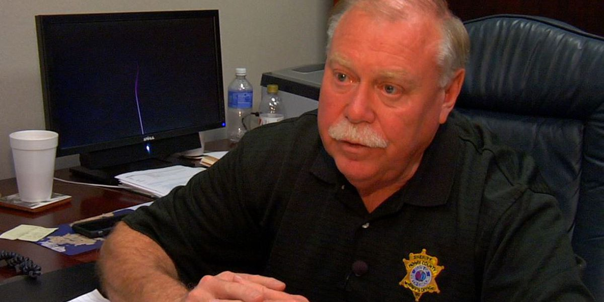 Horry County sheriff calls for consolidation of county police department, sheriff's office