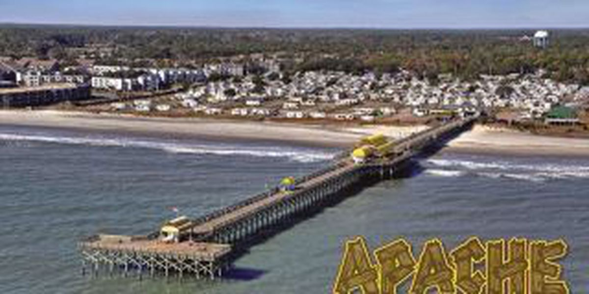 Travel report: Apache Pier named coolest thing in SC