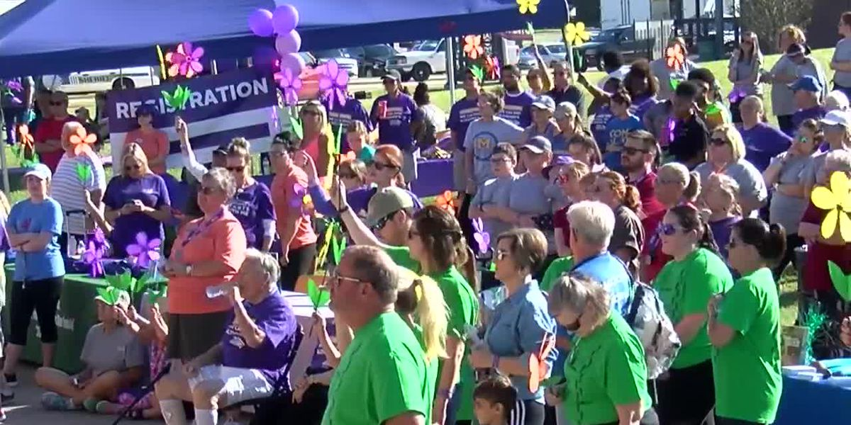 Today's Topic: Joining the fight against Alzheimer's