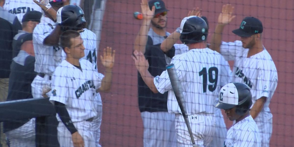 CCU holds on to beat Georgia Southern