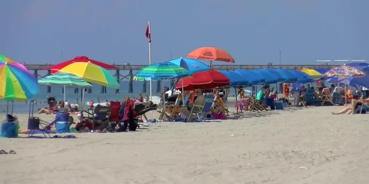 Tourism numbers in S.C. drop during traditionally busy July 4th week