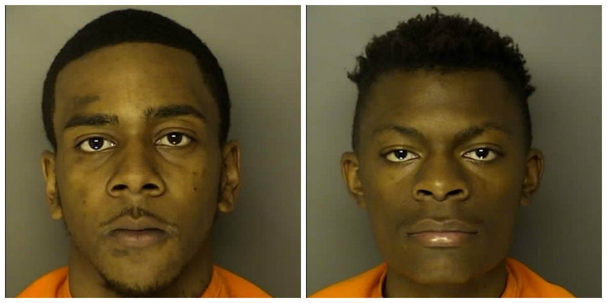 Two arrested, charged in connection with armed Conway carjacking