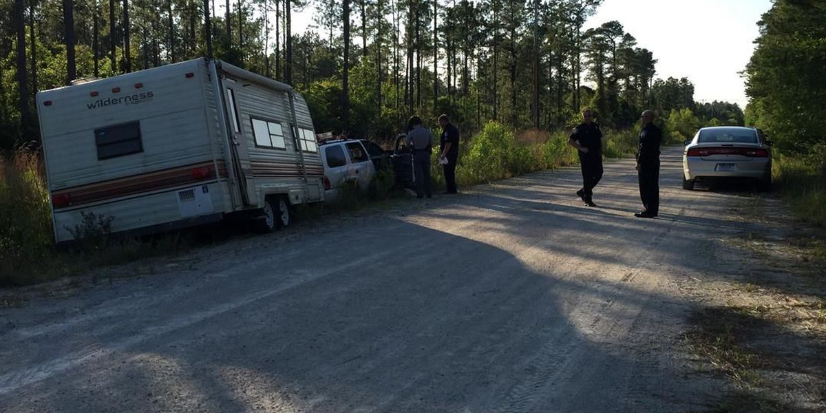 Vehicle crashes after leaving scene of initial collision in Myrtle Beach
