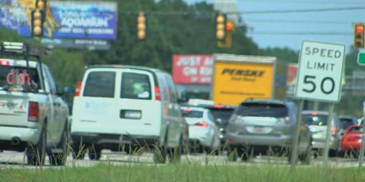 Officials urge residents to know their evacuation routes in Horry County