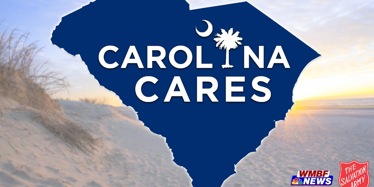 WMBF News partners with The Salvation Army for 'Carolina Cares'