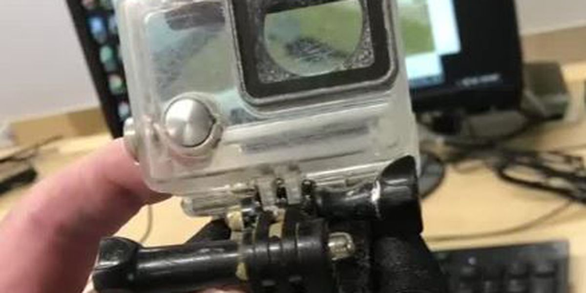 This is Carolina: Man finds GoPro on the beach, reunites it with New York family