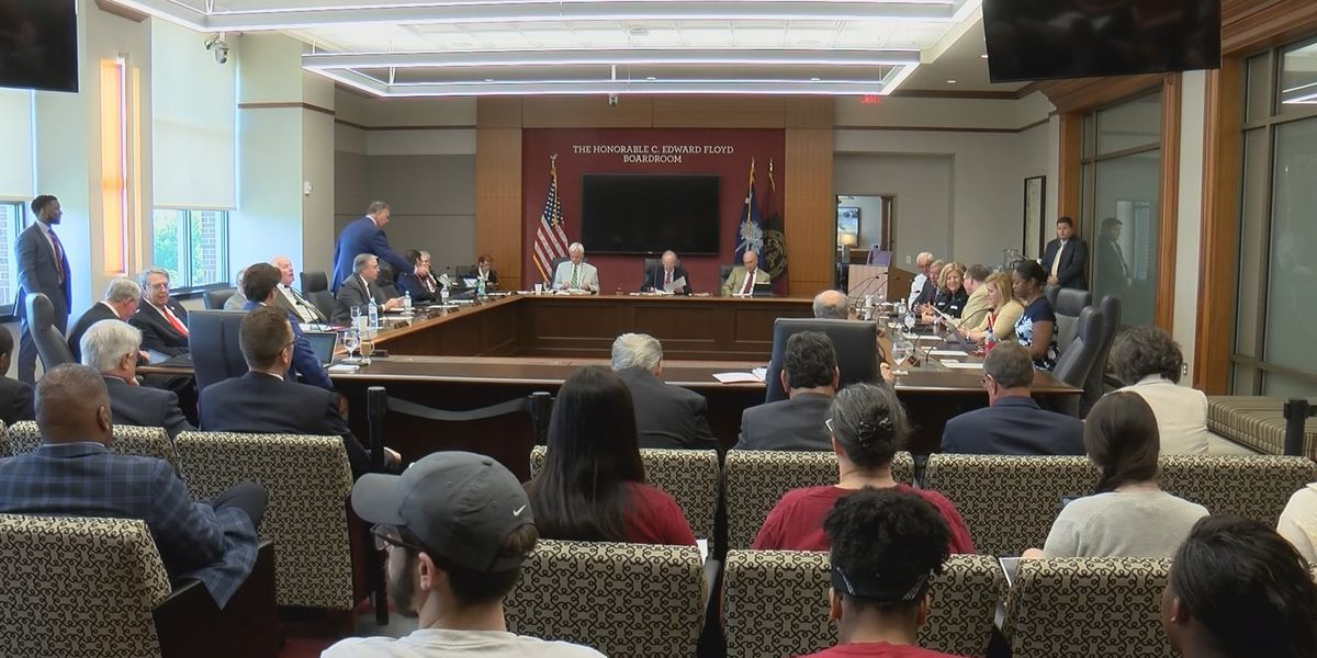 Changes could be coming to Board of Trustees at SC universities