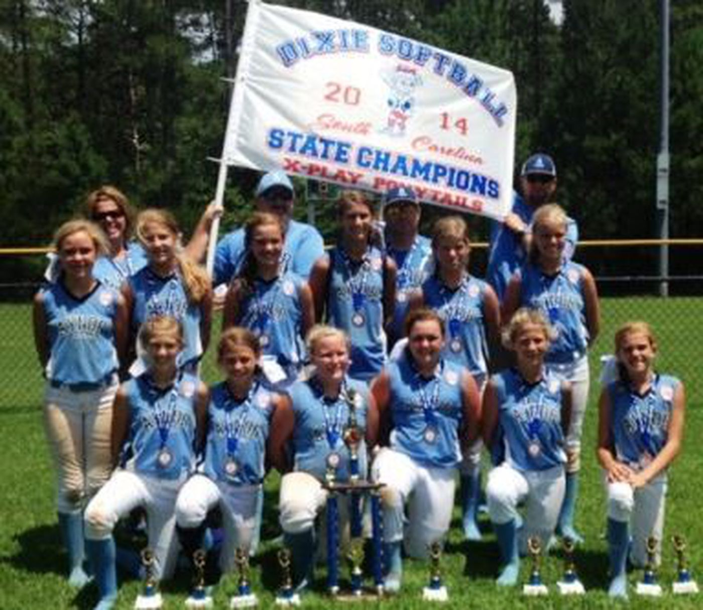 Aynor Ponytails headed to World Series