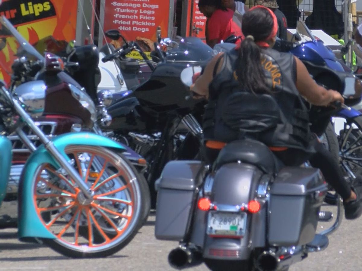 Myrtle Beach officials opt not to use Bikefest traffic loop for second day in a row