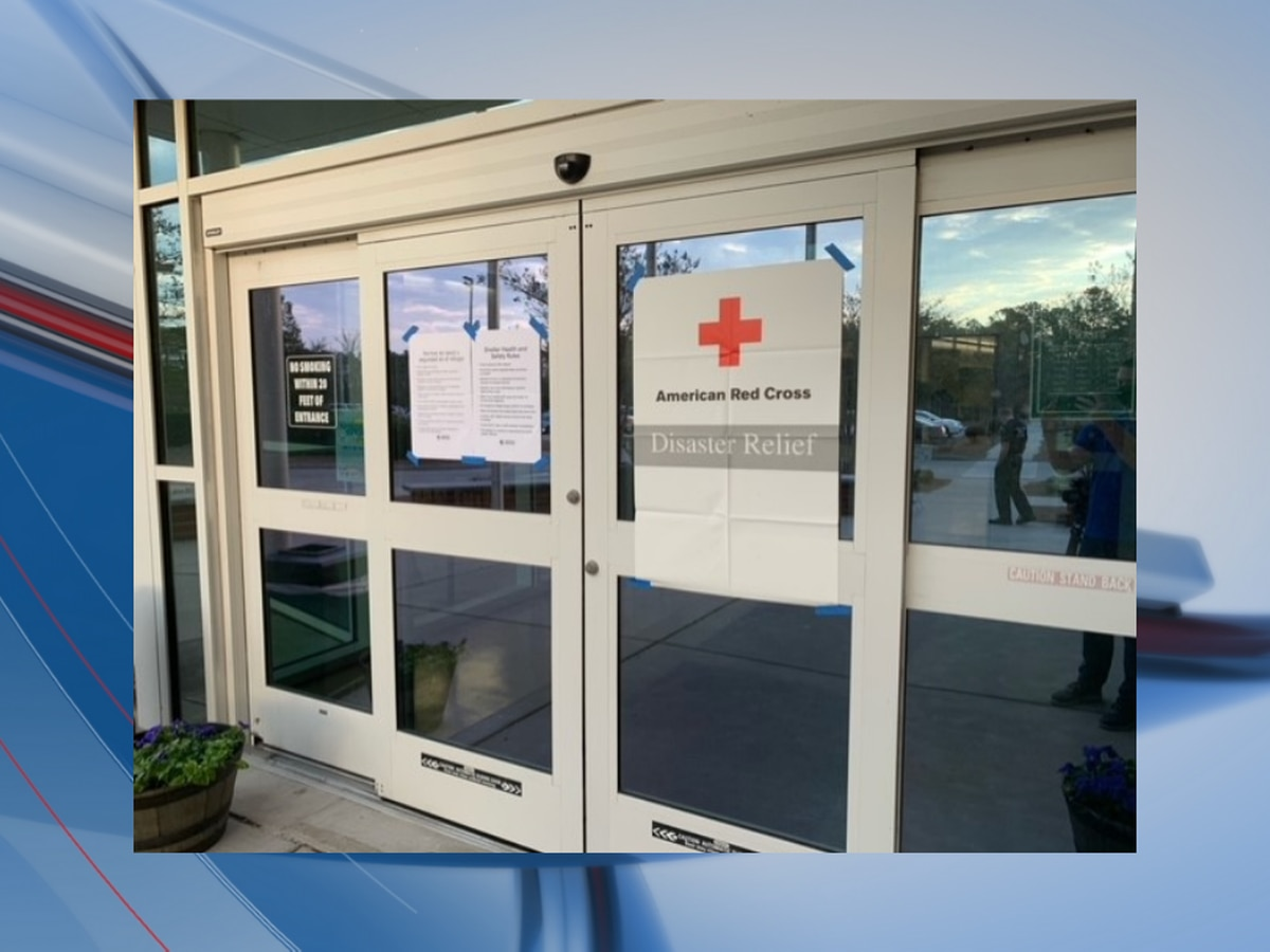 Horry County officials, Red Cross opening emergency shelter for those displaced by flooding