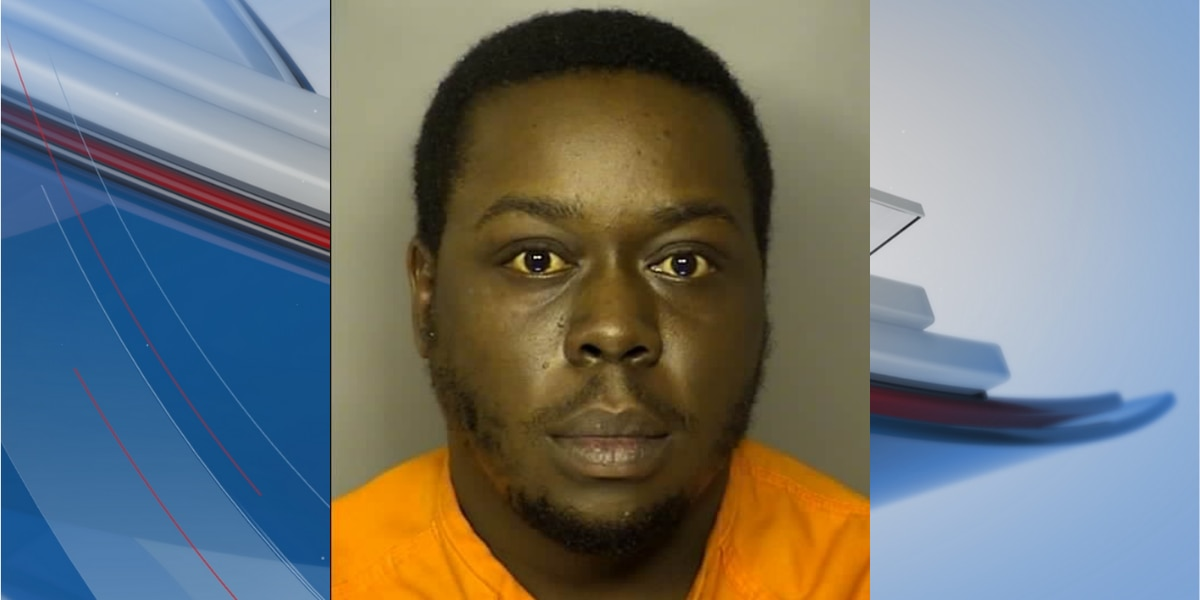 Man accused of punching Myrtle Beach police officer while being detained