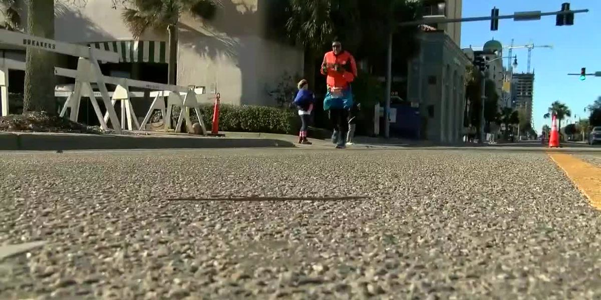 Thousands expected to run in 22nd Annual Myrtle Beach Marathon